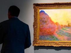 Un tableau de Monet adjugé 110 millions de dollars à New York, un record