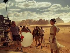 Star Wars IX: L'Ascension de Skywalker dévoile de nouvelles images signées Annie Leibovitz