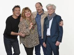 Un grand cri d'amour, les acteurs font leur cinéma aux Bouffes Parisiens