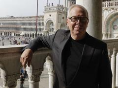 L'architecte David Chipperfield au chevet des Procuraties de Venise