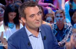 Florian Philippot préfère Le Petit Journal de Cyrille Eldin à celui de Yann Barthès