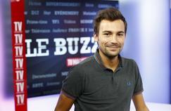 Bertrand Chameroy: «Les critiques de Gilles Verdez ne me font pas de peine»