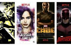 The Defenders : ce que l'on sait de la nouvelle série de Netflix