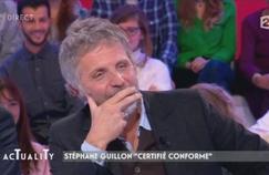 Stéphane Guillon dans Actuality : «Cyril Hanouna organise mon licenciement»
