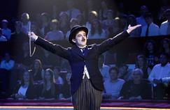Michaël Gregorio dans l'ombre de Chaplin…