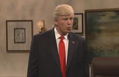 Moqué par Saturday Night Live, Donald Trump critique l'émission (à laquelle il a pourtant participé)