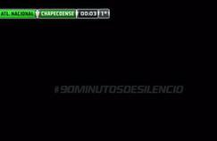 Crash aérien en Colombie : le surprenant hommage d'une chaîne de télévision brésilienne