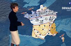 L'adieu émouvant de Catherine Laborde pour son dernier bulletin météo sur TF1