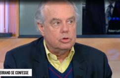 C L'Hebdo: Frédéric Mitterrand s'indigne des «blagues homophobes» de Cyril Hanouna