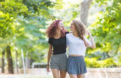 Les pratiques bisexuelles en hausse chez les femmes