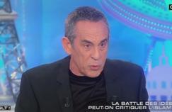 Zapping TV : échange tendu entre Thierry Ardisson et Yassine Belattar