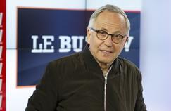 Fabrice Luchini: «Yann Barthès, c'est trop intello pour moi»