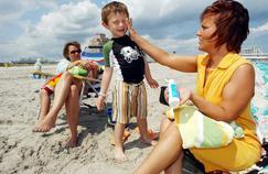 Crème solaire : une seule suffit pour toute la famille