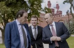 Oliver Stone : «Poutine n'a émis aucune condition à nos entretiens»