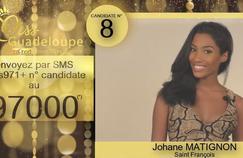 Miss France 2018 : Johane Matignon est Miss Guadeloupe
