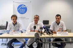 Réimplantation des deux bras après un accident, une première en France