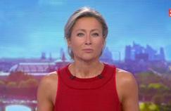 Anne-Sophie Lapix à l'épreuve du 20h : essai réussi sur France 2