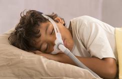 L'apnée du sommeil touche jusqu'à 5% des enfants