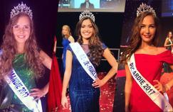 Miss France 2018 : Miss Normandie, Ile-de-France et Picardie élues