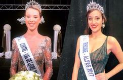 Miss France 2018 : Miss Centre-Val de Loire et Rhône-Alpes élues