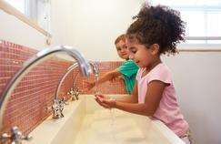 Le lavage des mains, un allié contre la gastro-entérite