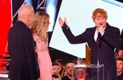 NRJ Music Awards 2017 : Louane, Ed Sheeran... le palmarès complet