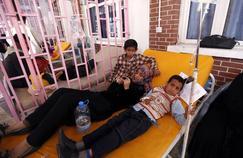 Yémen : un million de personnes ont contracté le choléra