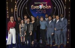 Destination Eurovision: nous avons assisté au tournage du premier prime