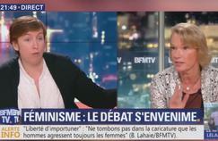 «On peut jouir lors d'un viol» : Brigitte Lahaie provoque l'indignation sur BFMTV