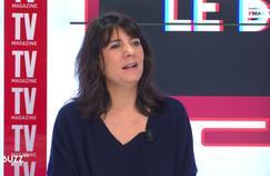 Estelle Denis : «Ce soir, Tony Chapron sera la star de mon émission»