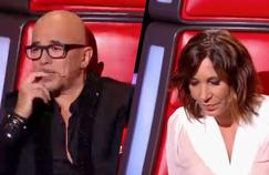 The Voice : Pascal Obispo et Zazie en larmes après la prestation de Hobbs