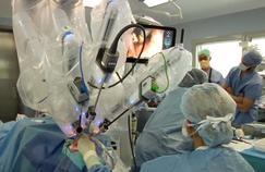 Cancer: une tumeur inatteignable retirée grâce à un robot chirurgical
