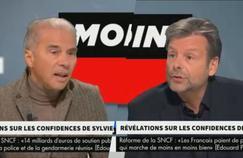 L'agent de Sylvie Vartan et un biographe de Johnny Hallyday s'écharpent sur CNews