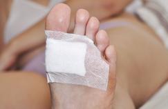 Plaie du pied du diabétique : un pansement améliore la cicatrisation