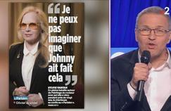 ONPC : Laurent Ruquier raille la bataille autour de l'héritage de Johnny Hallyday