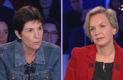 C à vous: Virginie Calmels revient sur son échange avec Christine Angot dans ONPC