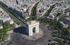 TF1 dans les coulisses des Champs-Élysées