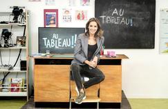 Mélissa Theuriau (Au tableau!): «Teddy Riner parle de ses failles»