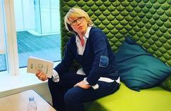 Ariane Massenet agit pour la Fondation Action Enfance