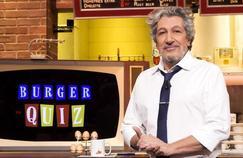 Audiences : succès confirmé pour Burger Quiz, échec pour Top chef spécial célébrités
