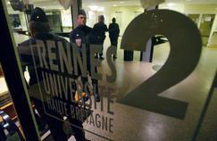 L'université de Rennes 2 évacuée par la police après un mois de blocage