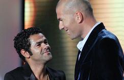 France 98 - Fifa 98 : Jamel Debbouze va encourager son ami Zizou