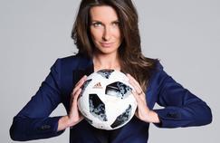 Coupe du monde 2018: Anne-Claire Coudray mobilisée pour le premier match de l'équipe de France