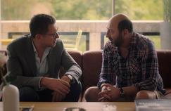 Dany Boon et Kad Merad dans une série humoristique sur le golf sur YouTube