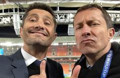 Coupe du monde 2018 : Bixente Lizarazu et Grégoire Margotton, les secrets d'un duo complice