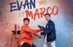 Evan et Marco chantent pour TFou