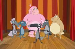 Loup adapté en série d'animation sur TF1