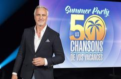 David Ginola fait sa Summer Party sur M6