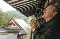 Le Japon vu par Depardieu sur Arte