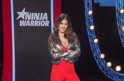 Denis Brogniart bluffé par Iris Mittenaere dans Ninja Warrior